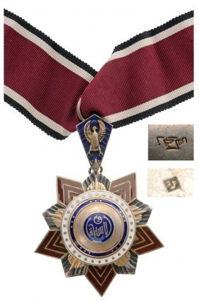 Order Of Independence Of The Republic Of Egypt
