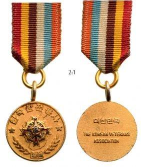 Korean Veterans Association Decoration.