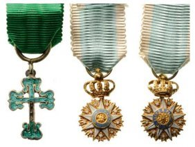 Military Order Of Aviz And Order Of The Immaculate