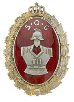 Regimental Badges Officer's School