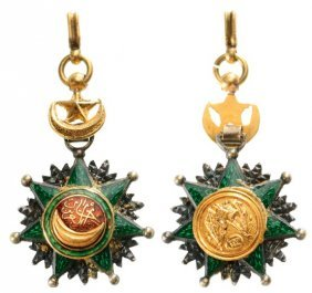 Order Of Osmanie