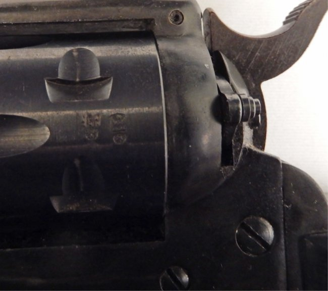 Eaa Corp Hialeah Fl 22 L R Revolver Lot 917