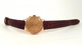 Eloga 18k Gold Incabloc Chronometer