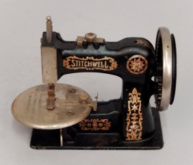 Stitchwell Child's Sewing Machine