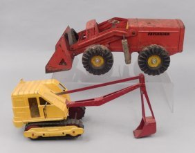 Nylint Hough Payloader Pressed Steel Truck