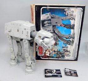 Star Wars At-at In Original Box