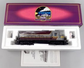 Mth Emd Gp-30 Diesel Locomotive In Original Box