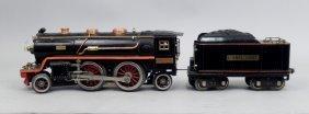 Lionel 390e Standard Gauge Locomotive And Tender