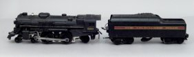 Lionel Postwar O Gauge No. 8305 Loco And Tender