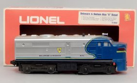 Lionel O Gauge No. 8252 Diesel Locomotive
