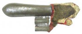 A Persian Bazuband Armguard