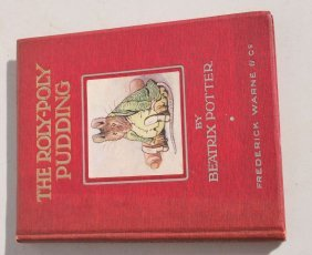 Rare Great Cond First Addition Beatrix Potter