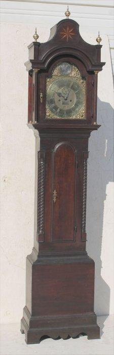 Important Period Qa Ca 1735-1755 Boston, Ma Carved