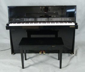 Kurzweil Ensemble Grand Electric Piano With Bench