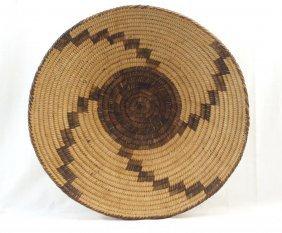 Native American Pima Basket