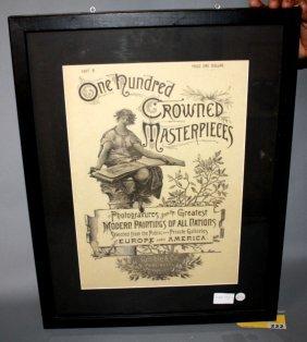 1890 ADVERTISING