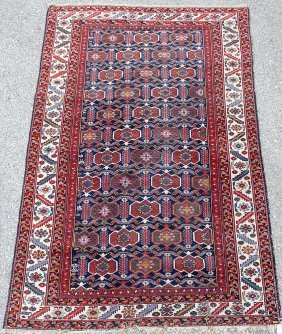 Oriental Area-Size Carpet