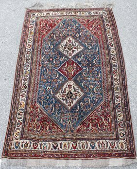 Persian Area-Size Carpet