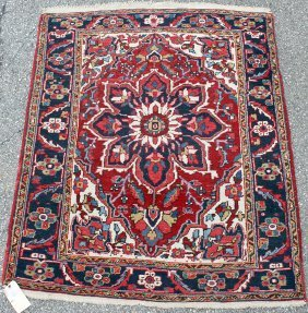 Hamadan Area-Size Carpet