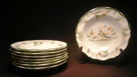 Varages France Faience Bowls