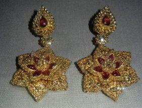 18KYG Caroline Dadlani Earrings