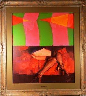 "Nicola Simbari, ""Legs"" O/C"