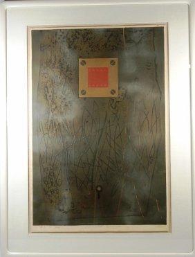 Kunihiro Amano, Japanese Woodblock Print