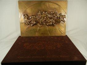 Salvador Dali, Bronze, The Last Supper