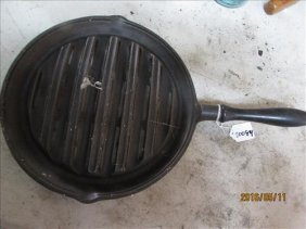 """Wagner Ware #1350 Open Griddle 11"""""""