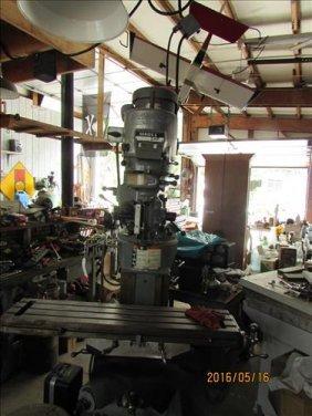Bridgeport Series I 2 Hp Milling Machine