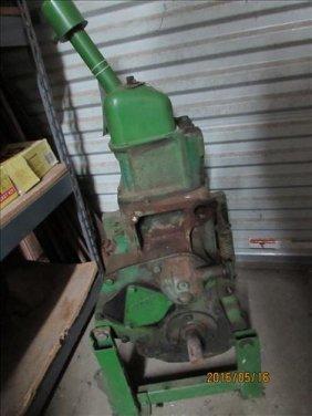 John Deere Engine #420
