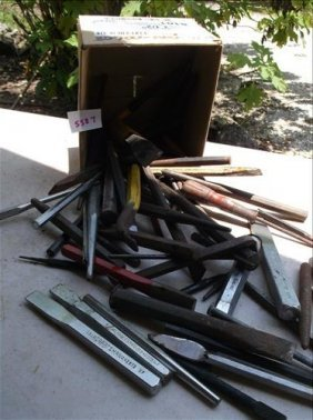 Lot Of Chisels-some Craftsman