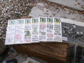 Two-cylinder Magazine-7 Issues From 2000,2001 & 2002