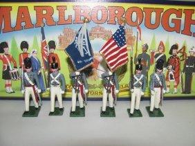 Marlborough Citadel Military Academy Colours