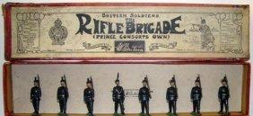 Britains Set # 9 The Rifle Brigade