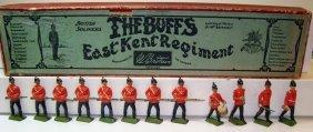 Britains Set # 16 The Buffs- East Kent Regiment