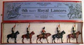 Britains Set # 24 9th Queens Royal Lancers