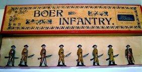 Britains Set # 26 RARE Boer Infantry
