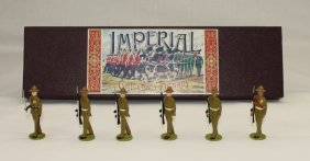 Imperial Set #3 Royal New Zealand Infantry