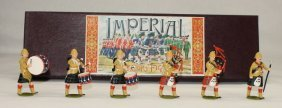 Imperial Set #25a Black Watch Pipes And Drums