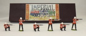 Imperial Set #43 24th Foot Firing
