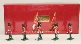 Britains Set #43056 Grenadier Guards Color Party