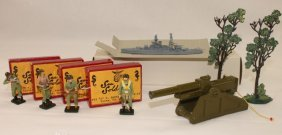 Sea Soldiers Superior Models Battleship Lot