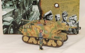 King And Country Wwii Ws73 Self Propelled Gun