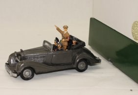 King And Country Wwii Lah017 Hitler Mercedes