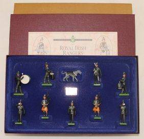 Britains Set 5192 Royal Irish Rangers, Limited