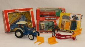 Britains Farm Sets 9617 Ford Tractor