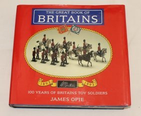 James Opie's Great Book Of Britains