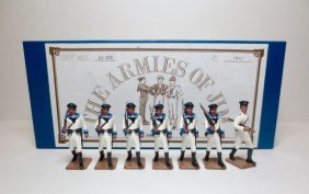 The Armies Of Jim Set #ax205 Regianavale