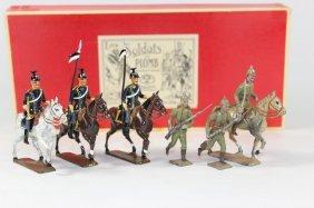Cbg Mignot Prussian Ulans 1914